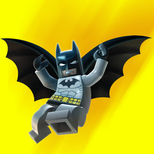 LEGO Batman: Gotham City Games app icon