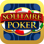 Download Solitaire Poker free for iPhone, iPod and iPad